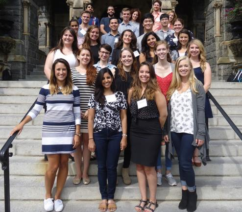 Georgetown Conflict Resolution M.A. class of 2019